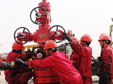 Oilfield equipment! API 6A wellhead x mas tree/ christmas tree equipment for drilling