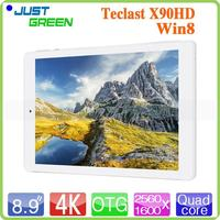 Brand New Teclast X90HD 8.9 inch 2GB 32GB Win8 Silver Z3735 free download sex game android tablet pc manual mi for wholesales