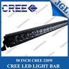 auto turning light bar cree 220w off-road led light bar 12v 24v factory wholesale