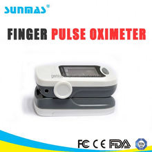 Sunmas hot Medical testing equipment DS-FS10A jumper digital fingertip pulse oximeter jpd-500a