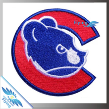 2015 new design customed embroidered patches for child