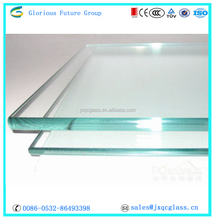 12mm thick toughened glass substrate for stair glass CE glass