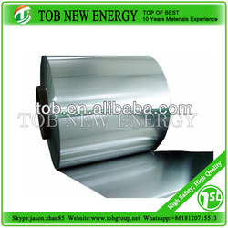 Aluminum foil raw material for li ion battery
