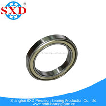 China Equipment Accessory Stainless Steel Deep Groove Ball Bearing SS6913