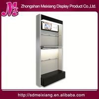 small wooden display stand, MX8200 wire mesh display racks