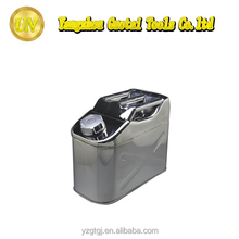 China direct factory stainless steel gasoline diesel fuel tank