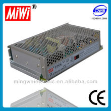 MiWi S-145-7.5 145W 7.5V 18A AC Input single output switching mode power supply best price