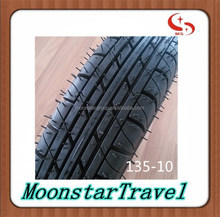 cheap price three wheel motorcycle tyre 1.35-10 keeway motorcycle parts