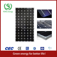 High quality 280w TUV/CE/IEC/MCS Approved Mono Crystalline Power Solar Panel,EU stock