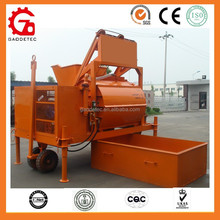 Advanced technology continuous foaming machine for cast-in-situ concrete wall