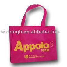 pp nonwoven shopping handle bag