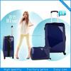 Custom trolley case duffle bag on wheels