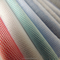 Top quality 100% organic cotton fabric in delhi for men's shirting fabric in roll