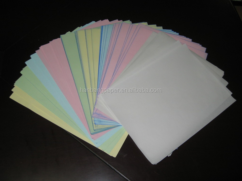 Ncr Carbonless Paper Ncr Paper is Used For Vouchers