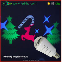 projector lamp stage light, led light bulb, holiday light projector