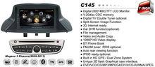 WITSON para RENAULT Megane III DVD del coche con A8 Chipset Plataforma S100