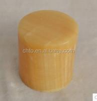 Honey onyx ash jar