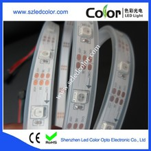 Top Epistar 5050SMD dream color popular decoration apa104ic built-in led tape