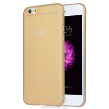 iSecret Ultra-thin PP material made low price bumper case for iphone 6