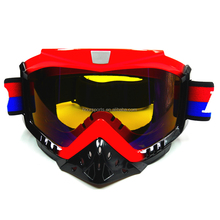 Hoursports Goggles Motocross Dirt Bike Motorcycle Black Blue Red Green Yellow sports goggles