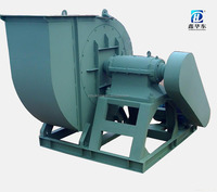 heat recovery steam generator centrifugal blower