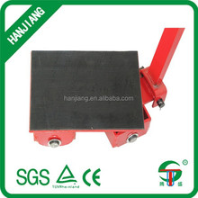 Transport Cargo Loading Trolley with Handle and Rotary