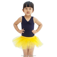 multicolour high quality polyester children tutu skirt
