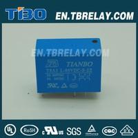Tianbo relay 6v 5a high quality TRA3 L-06VDC-S-2Z 6V AC relay Promotion
