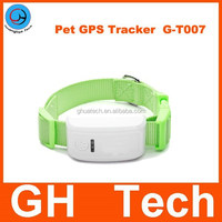 GH G-T007 Global Real Time Kids Pets GPS Tracking Tracker Support Android/IOS APP and PC Tracking with waterproof IPX6