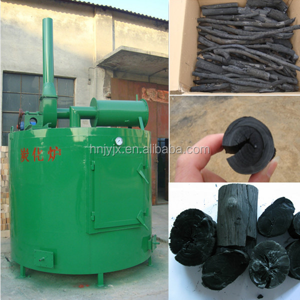 Jingying Biochar Kiln Design Factory For Making Your Own