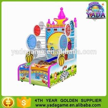 funny basketball game machine for children