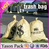 Yason garbage bags recycled mini trash bags construction waste bag