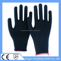 self defense safety nylon gloves Working Protective Gloves