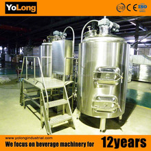 Hot sale 200L draft beer making machine with beer gear