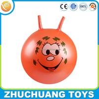 bounce hopper pvc inflatable toys ball for kids