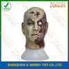 X-MERRY Rubber Latex Walking Dead Picture Mask, Halloween Horror Costumes Carnival Party face Mask