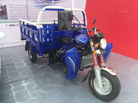 Fulu Brand new design cargo tricycle 150 , 200 or 250cc