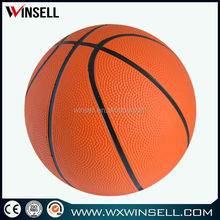 2015 6 panels cow leather basketball
