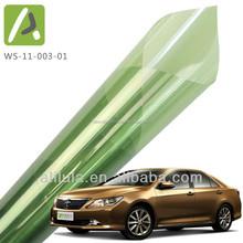 Good quality window film car in sticker uv 99% anti-stracth film for Car Window