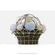 Most Popular Easter Festival Decoration Colored Egg Bulk