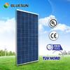 Bluesun excellent quality high effiency flexible solar panels 300w