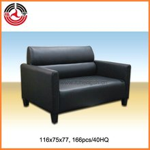 Hot 2seater Leather Children Sofa