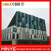 Low-e Exterior Building Glass Curtain Wall of China Factory