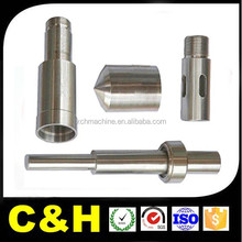 cnc router turning steel machined product metal processing