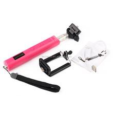 2015 big handle monopod,wireless monopod selfie stick from China supplier