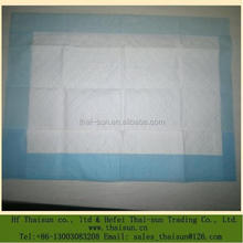 dog pad for dog /incontience bed pad / medical linen saver