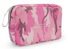 new design multi-functional waterproof travel toilet bag