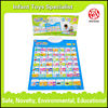 2015 new Wall chart for children education wholesale educational tools for kids