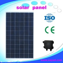 solar panel roof mount kit, 250w panel solar mounting system