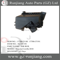 AIR BOX FOR TOYOTA COROLLA 2010 MIDDLE EAST MODEL17700-21181 17700-37191